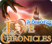 Feature Screenshot Spel Love Chronicles: De Betovering