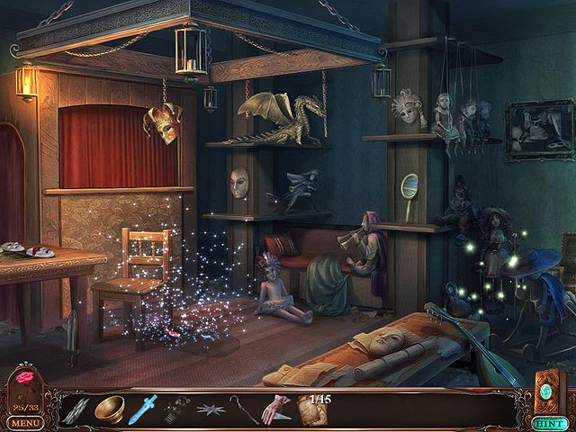 Spel Screenshot 3 Love Chronicles: Het Zwaard en de Roos