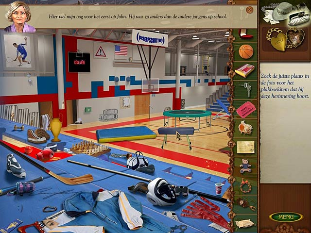Spel Screenshot 1 Love Story: Brieven uit het Verleden