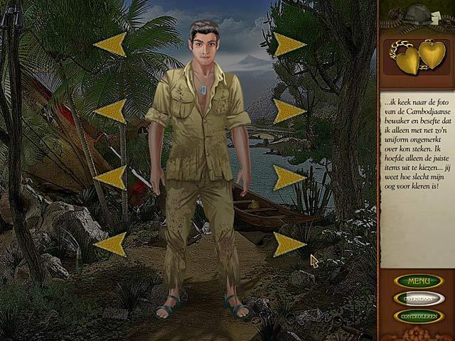 Spel Screenshot 2 Love Story: Brieven uit het Verleden