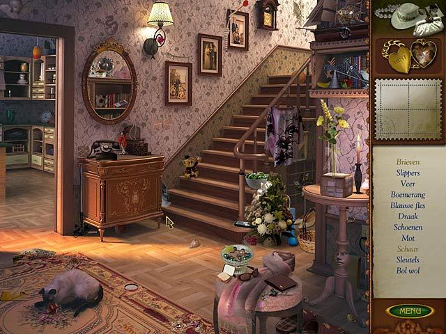 Spel Screenshot 3 Love Story: Brieven uit het Verleden