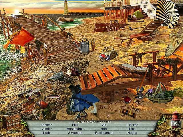 Spel Screenshot 2 Love Story: Het Liefdesnestje