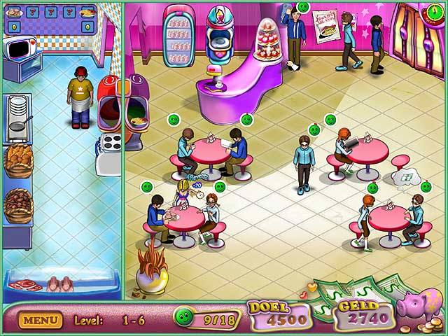 Spel Screenshot 1 Lovely Kitchen