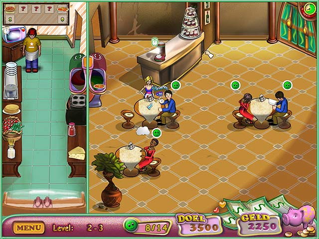 Spel Screenshot 3 Lovely Kitchen