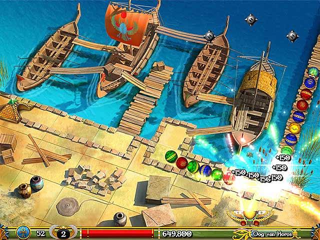 Spel Screenshot 3 Luxor: 5th Passage