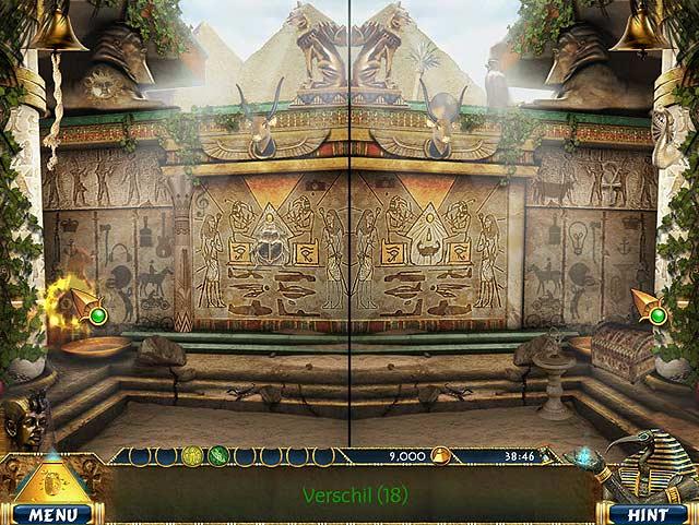 Spel Screenshot 2 Luxor Adventures
