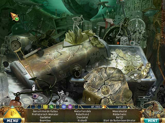 Spel Screenshot 3 Luxor Adventures