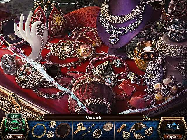 Spel Screenshot 1 Macabre Mysteries: Vloek van de Opera