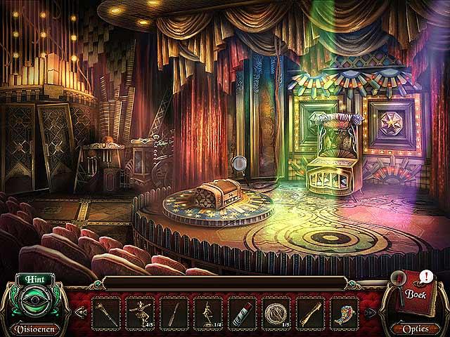 Spel Screenshot 2 Macabre Mysteries: Vloek van de Opera
