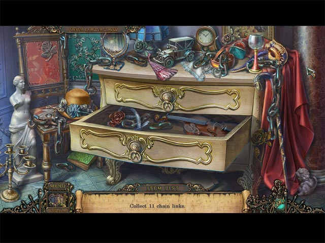 Spel Screenshot 1 Maestro: Dark Talent Collector's Edition