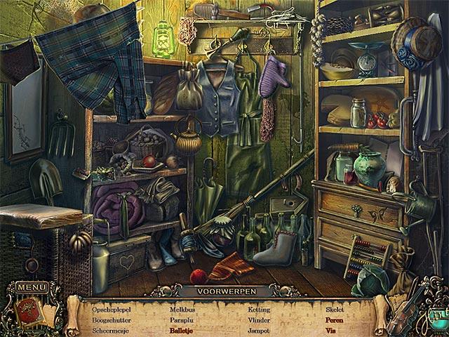 Spel Screenshot 1 Maestro: Muziek uit de Diepten