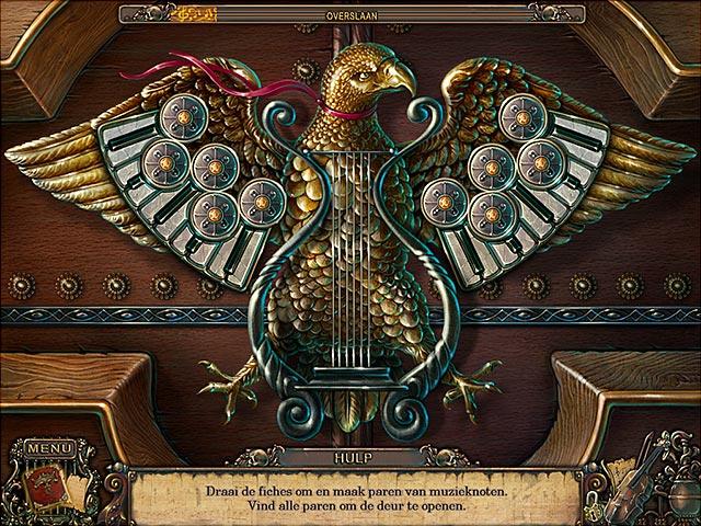 Spel Screenshot 3 Maestro: Muziek uit de Diepten