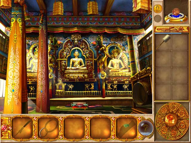 Spel Screenshot 1 Magic Encyclopedia: Moon Light
