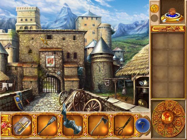 Spel Screenshot 2 Magic Encyclopedia: Moon Light