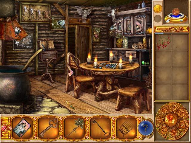 Spel Screenshot 3 Magic Encyclopedia: Moon Light