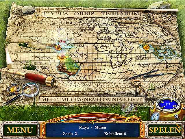Spel Screenshot 2 Magic Encyclopedia