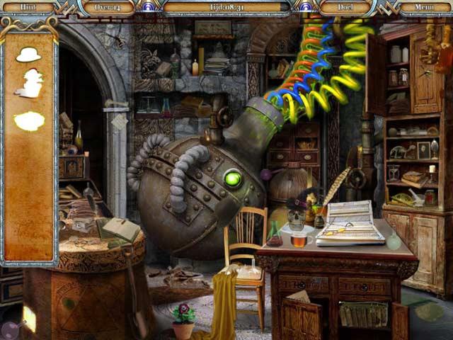 Spel Screenshot 2 Magic Academy