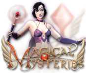 Feature Screenshot Spel Magical Mysteries: Path of the Sorceress
