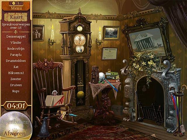 Spel Screenshot 1 The Magician's Handbook: Cursed Valley
