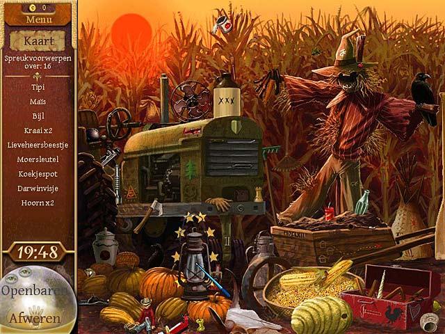 Spel Screenshot 2 The Magician's Handbook: Cursed Valley