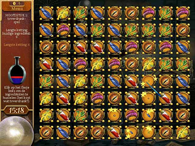Spel Screenshot 3 The Magician's Handbook: Cursed Valley