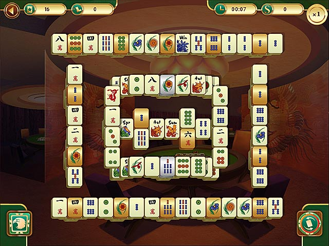 Spel Screenshot 2 Mahjong World Contest