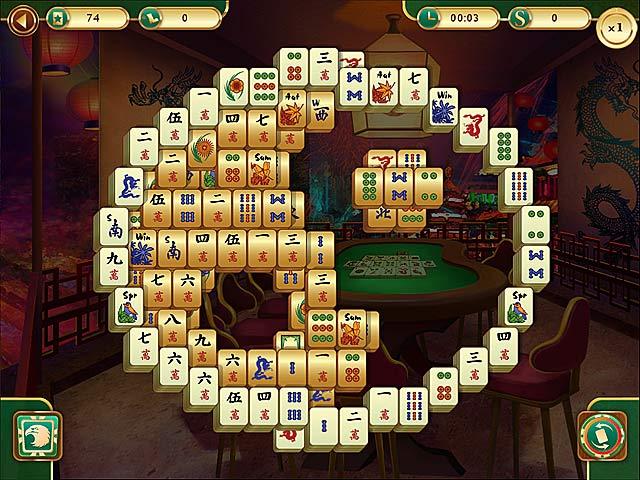 Spel Screenshot 3 Mahjong World Contest