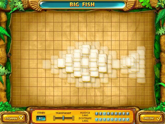 Spel Screenshot 3 Mahjongg: Ancient Mayas