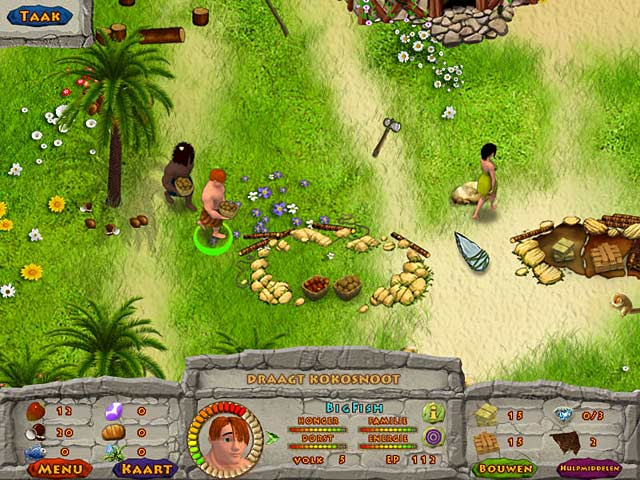 Spel Screenshot 1 Many Years Ago