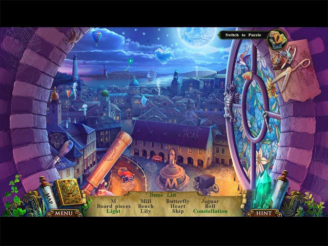 Spel Screenshot 1 Mayan Prophecies: Blood Moon Collector's Edition