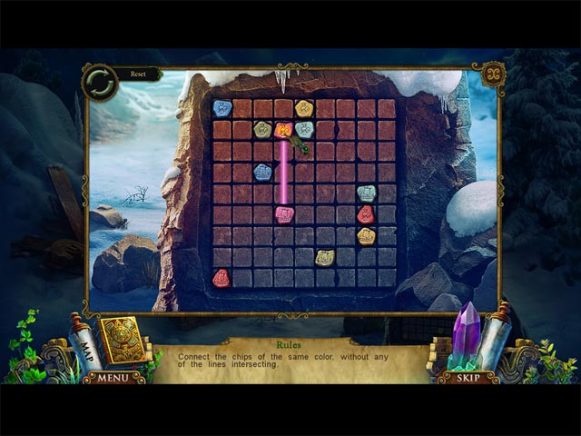 Spel Screenshot 3 Mayan Prophecies: Blood Moon Collector's Edition