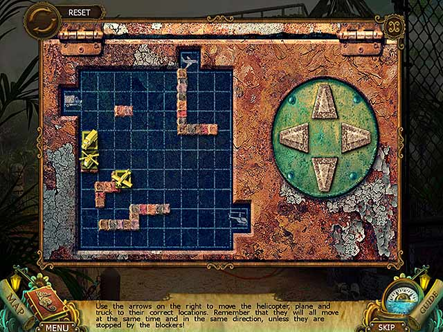 Spel Screenshot 3 Mayan Prophecies: Cursed Island Collector's Edition