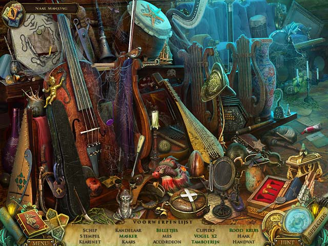 Mayan Prophecies: Het Spookschip Luxe Editie img