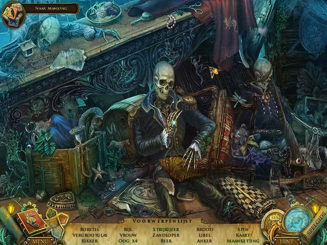 Spel Screenshot 3 Mayan Prophecies: Het Spookschip Luxe Editie