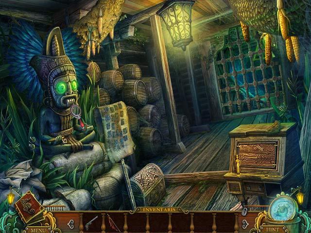 Spel Screenshot 2 Mayan Prophecies: Het Spookschip