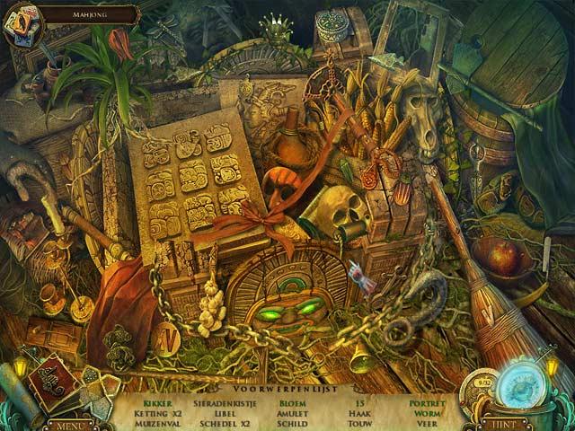 Spel Screenshot 3 Mayan Prophecies: Het Spookschip