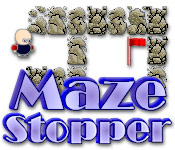 Feature Screenshot Spel Maze Stopper