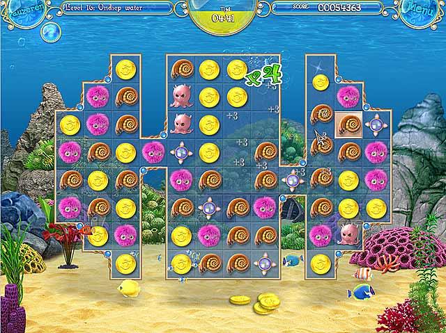 Spel Screenshot 3 Mermaid Adventures: De Magische Parel
