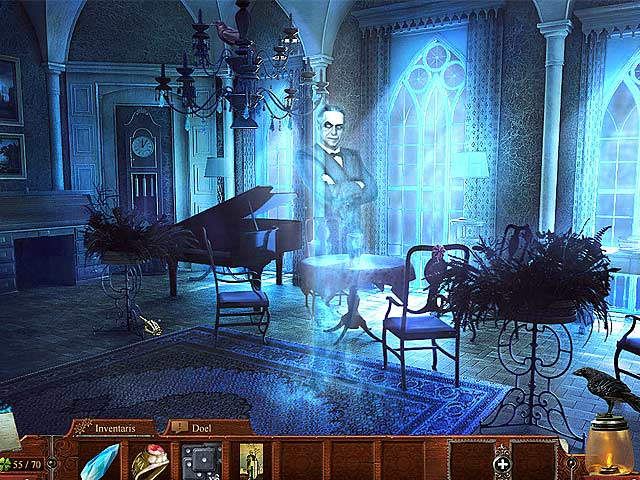 Spel Screenshot 3 Midnight Mysteries: Houdini Geboeid