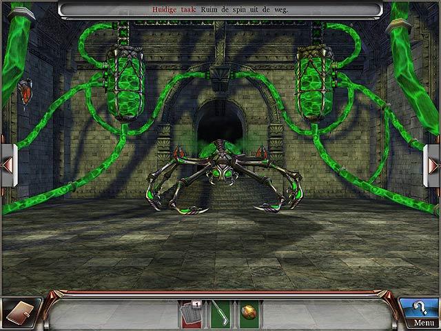 Spel Screenshot 2 Millennium Secrets: Roxanne's Necklace