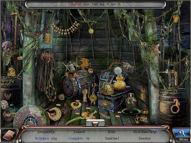 Spel Screenshot 3 Millennium Secrets: Roxanne's Necklace