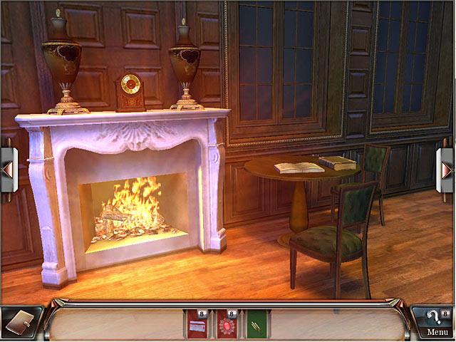 Spel Screenshot 1 Millennium Secrets: Vloek van de Smaragd