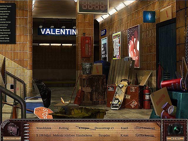 Spel Screenshot 1 Mind's Eye: Secrets of the Forgotten