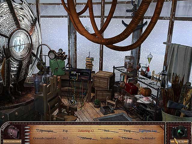 Spel Screenshot 2 Mind's Eye: Secrets of the Forgotten