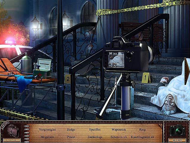 Spel Screenshot 3 Mind's Eye: Secrets of the Forgotten