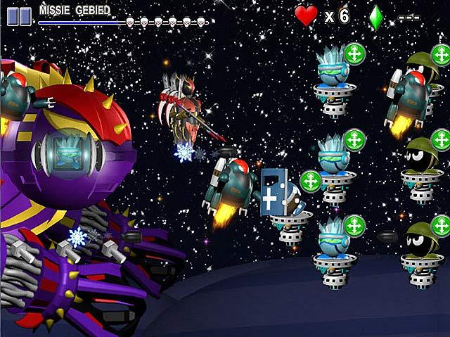 Spel Screenshot 3 Mini Robot Wars