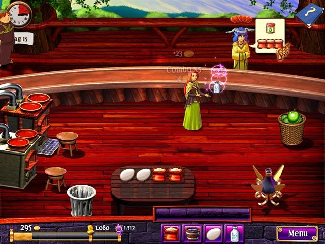 Spel Screenshot 2 Miriel The Magical Merchant