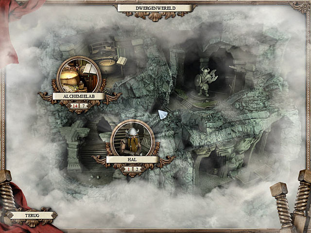 Spel Screenshot 1 The Mirror Mysteries