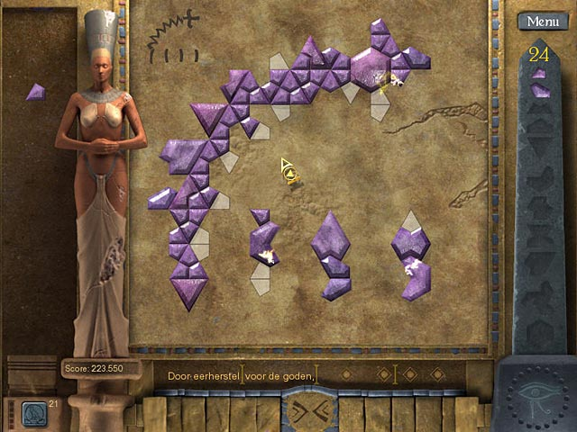 Spel Screenshot 1 Mosaic Tomb of Mystery