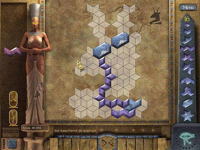 Spel Screenshot 3 Mosaic Tomb of Mystery